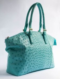 basetsana-genuine-ostrich-leather-handbag-blue