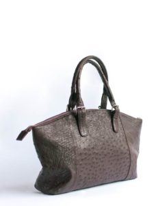 basetsana-genuine-ostrich-skin-leather-handbag-brown