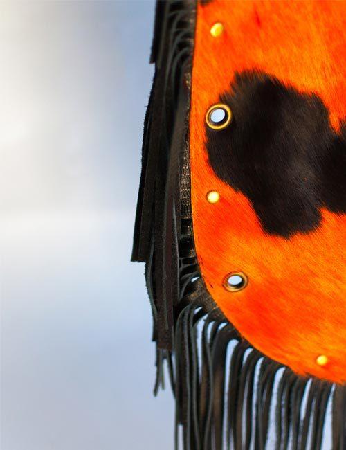 carin-springbok-leather-sling-bag-with-tassels-orange