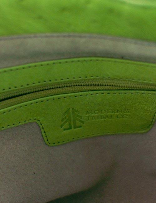 mida-ostrich-leather-handbag-green