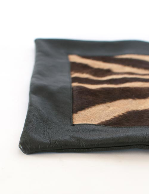 zebra-hide-leather-scatter-cushion-cover