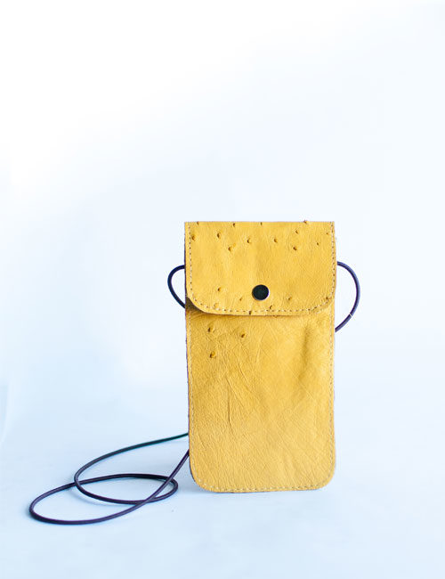 ostrich-leather-phone-cover-case-yellow