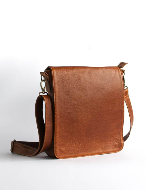 Ross Leather Sling Bag