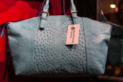 gallery-ostrich-leather-handbag-blue-modern-and-tribal