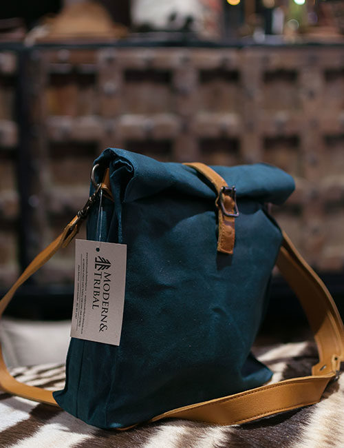 waxed-canvas-sling-bag-with-tan-leather-1